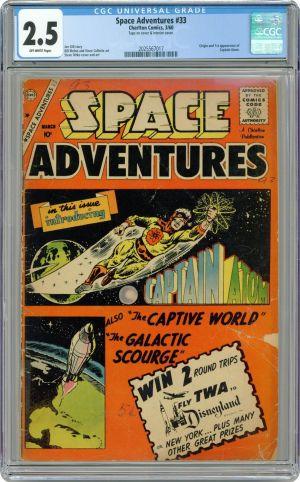 Space Adventures #33