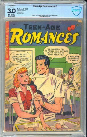 Teen-Age Romances #2