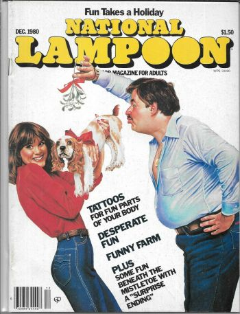 National Lampoon 1980 December