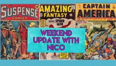 Weekend Update Logo