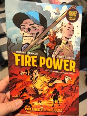 Fire Power Advance Edition