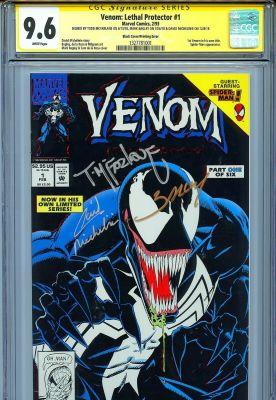 Venom #1 error