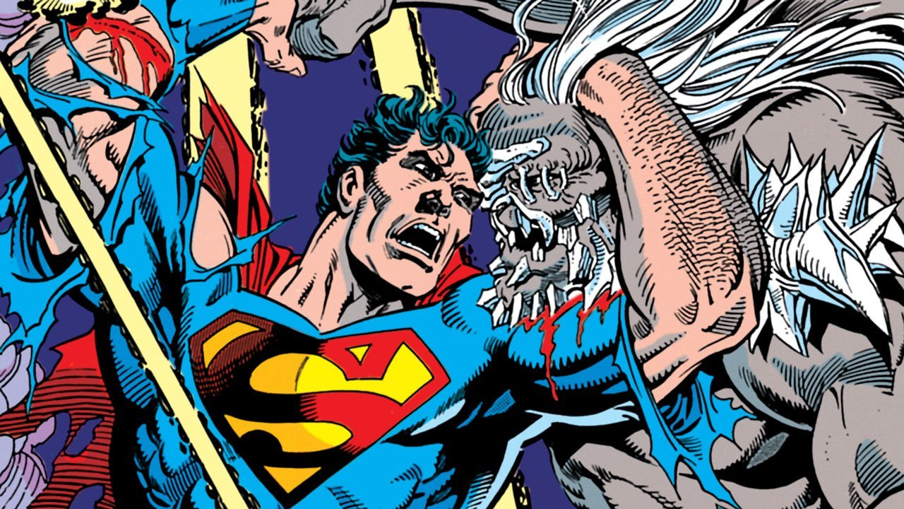 Superman and Doomsday