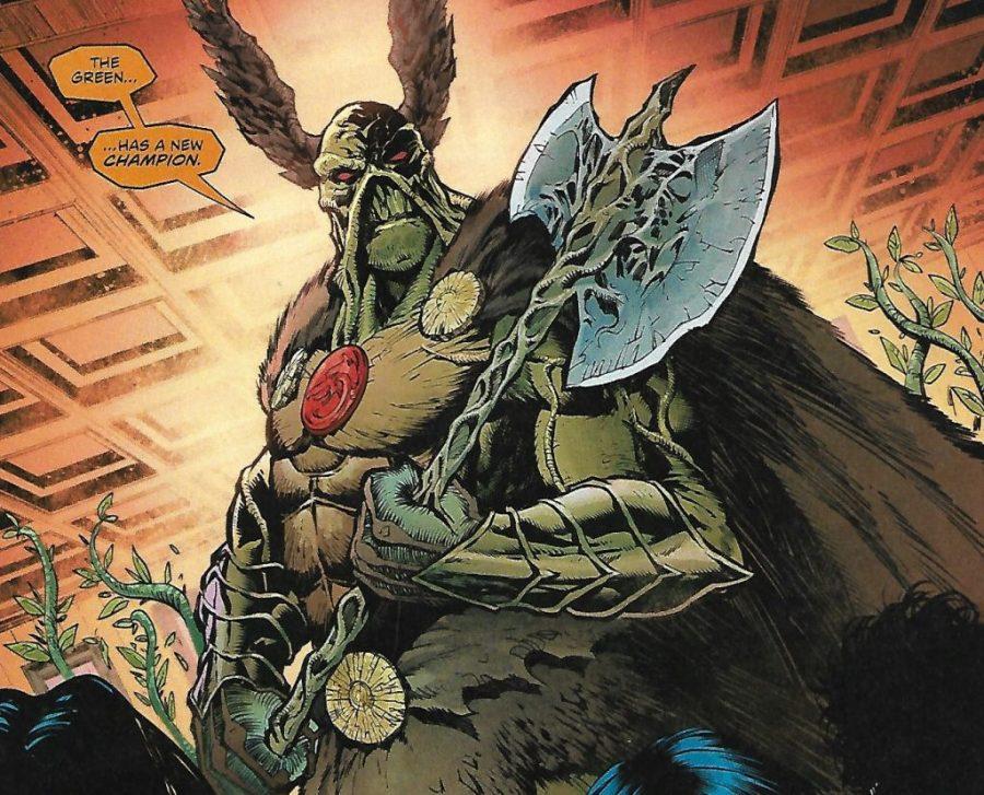 Swamp Thing/Viking Prince