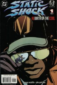 Dwayne McDuffie - Static Shock Rebirth of the Cool