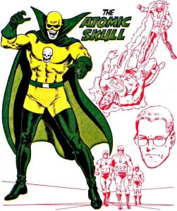 DC Villains: Atomic Skull (Albert Michaels)