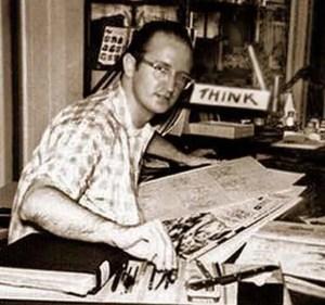 Comic Book Creators: Steve Ditko
