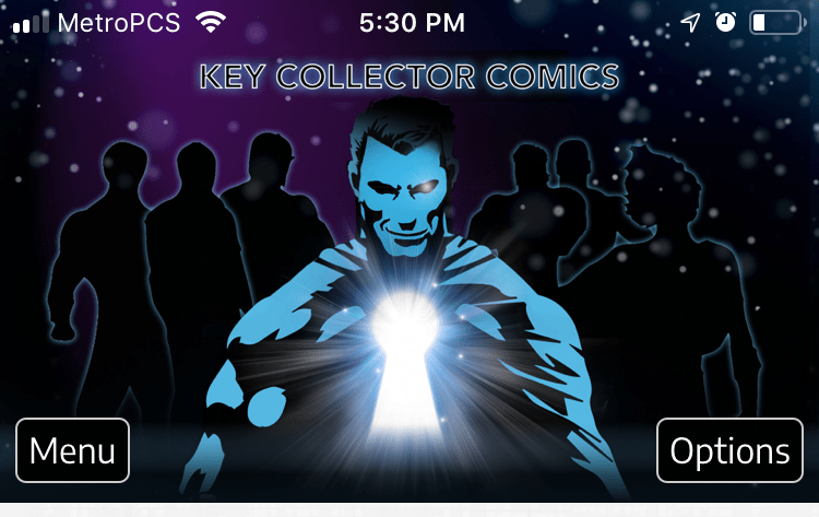 Key Collectors Comics App