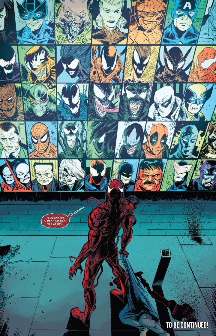 Who's Your Favorite Symbiote?