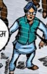 डॉ मन मोहन सिंह आये थे राज कॉमिक्स मैं
