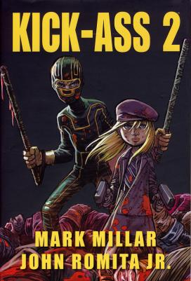 Cover von Kick-Ass 2