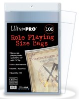 supplies bags Ultra Pro Role playing