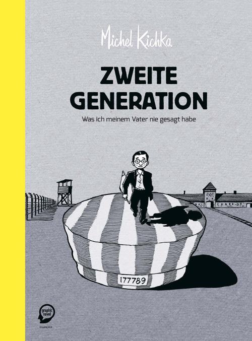 Zweite Generation - Cover