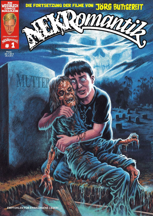 Nekromantik Cover