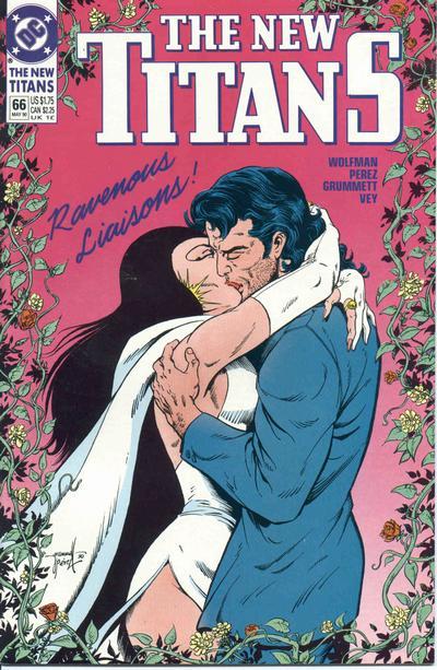 The New Titans #66 (DC, 05/90)