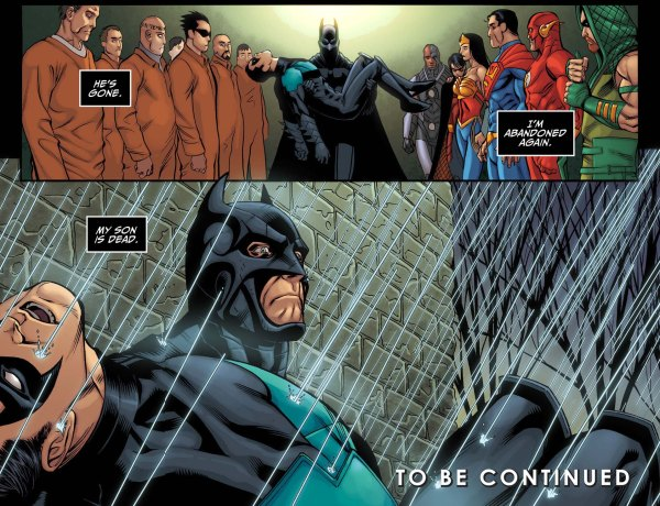 nightwing's death 2