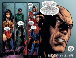 How Lex Luthor Joined The Justice League