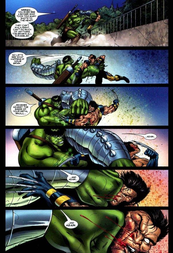 wolverine vs the hulk 3