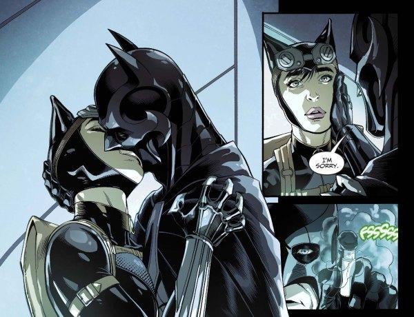 Catwoman Loves Batman 3