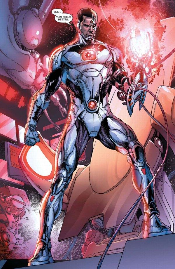 cyborg version 2 (new 52)