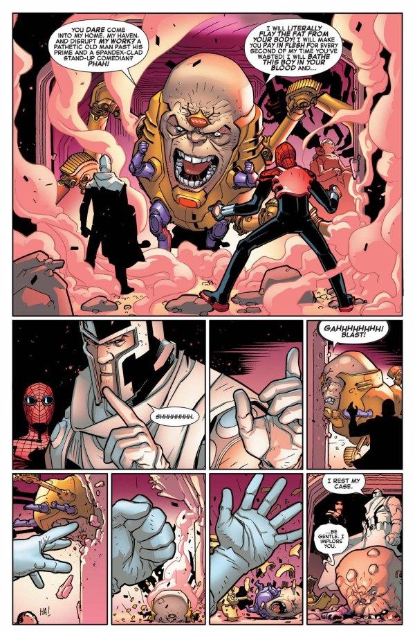 magneto vs modok 2