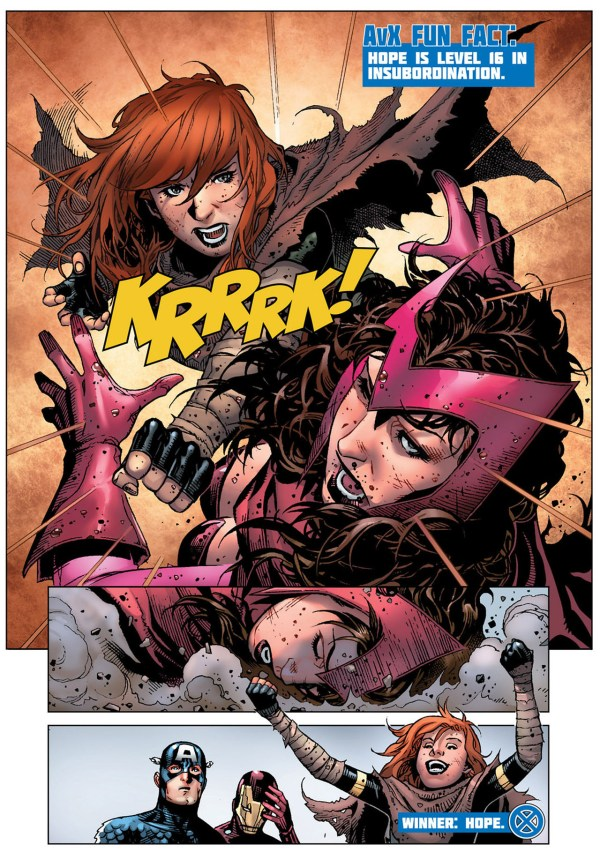 hope summers vs scarlet witch 4