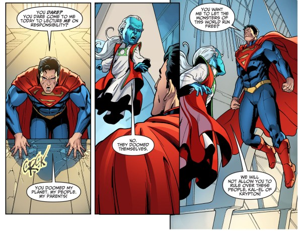 why superman doesn't trust the guardians 4