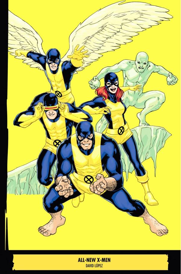 all new x-men (battle of the atom)