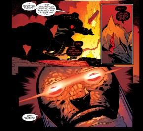 batman tricks darkseid into using the omega sanction