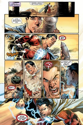 Superman VS Shazam (New 52)