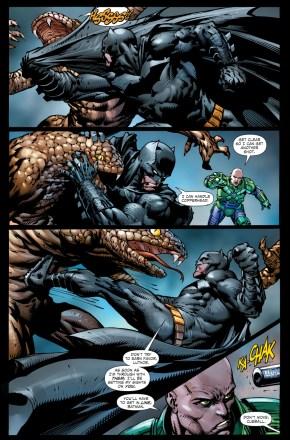 batman vs copperhead