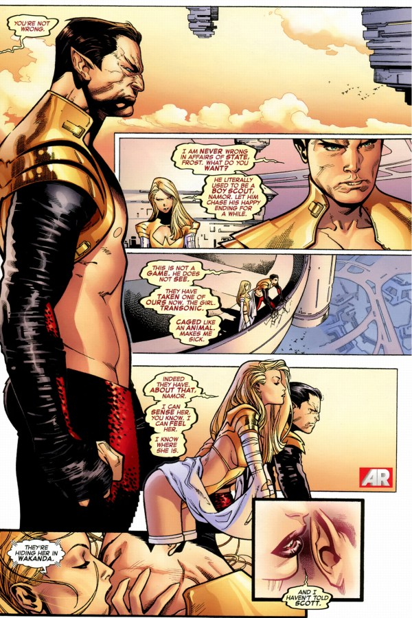 emma frost encourages namor to rebel