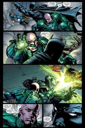 lex luthor saves batman's life