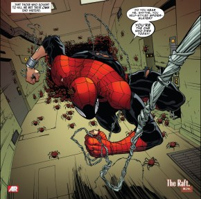 superior spider-man doesn't negotiate with criminals