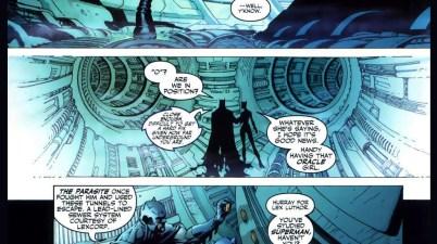what batman always brings to metropolis