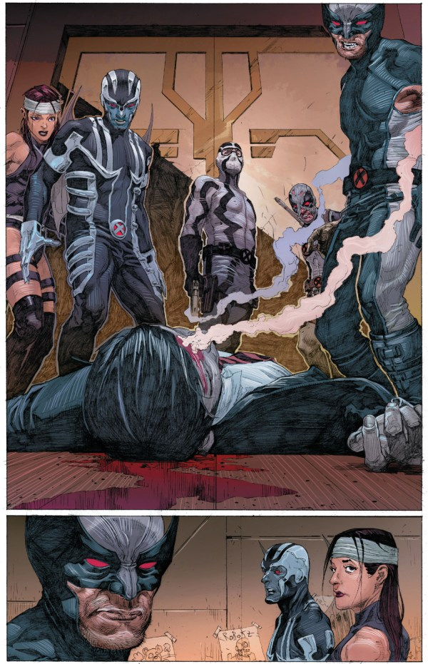 fantomex kills young apocalypse