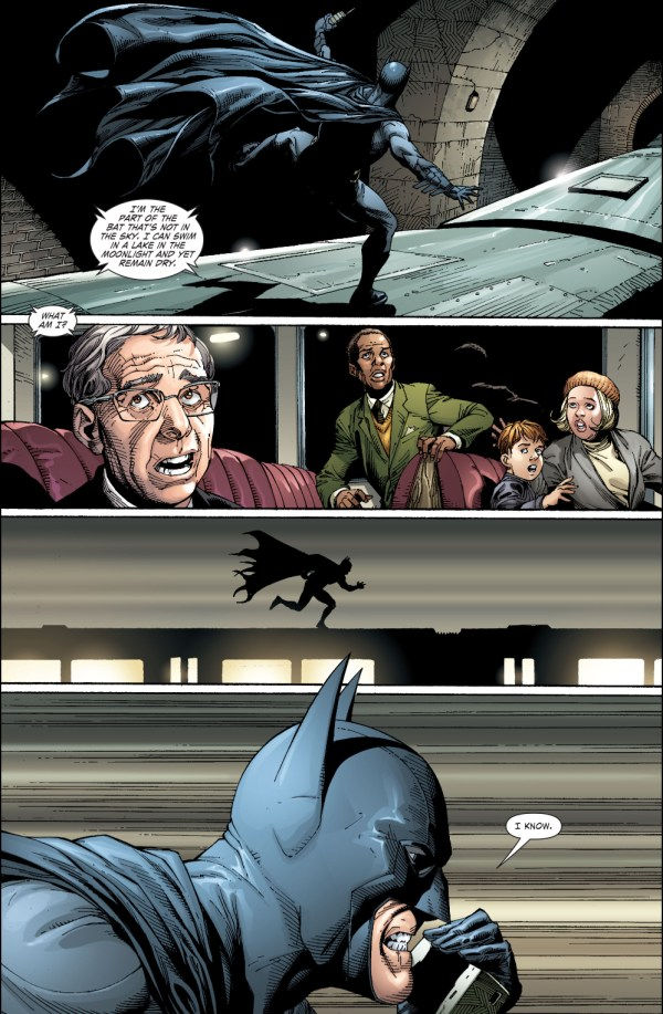 the riddler's third riddle (earth 1)