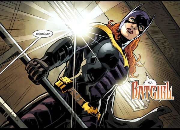 batgirl (injustice gods among us)