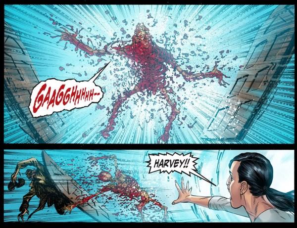 the spectre kills jason blood and harvey bullock