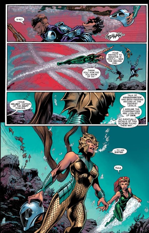 mera and tula vs atlantean assassins
