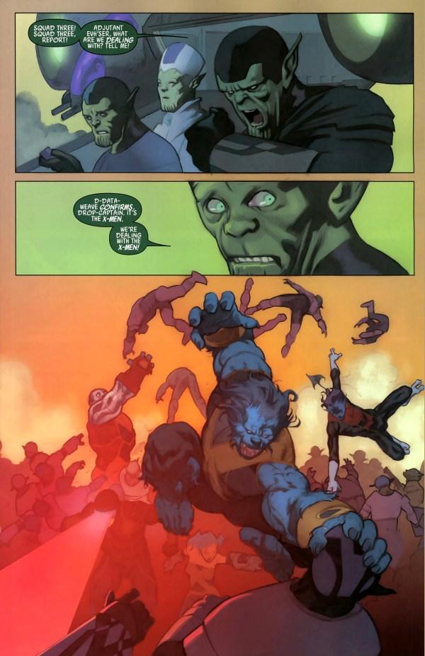 the x-men vs skrulls