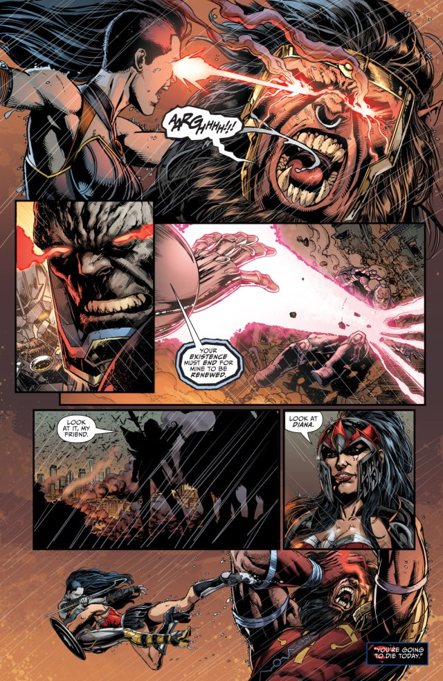 grail vs kalibak