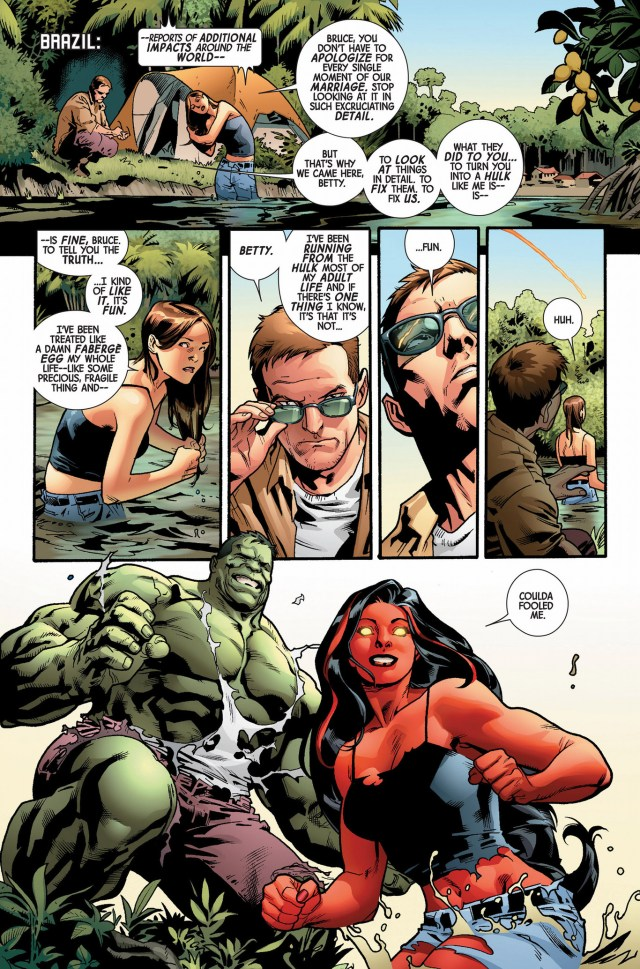 the hulk becomes nul breaker of worlds