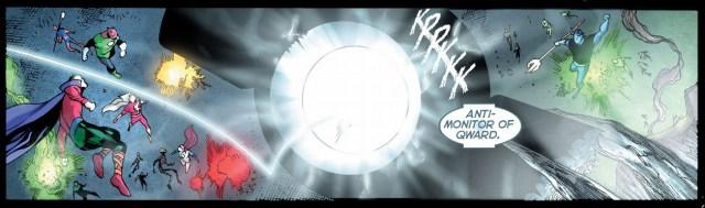the white lanterns resurrect the anti-monitor