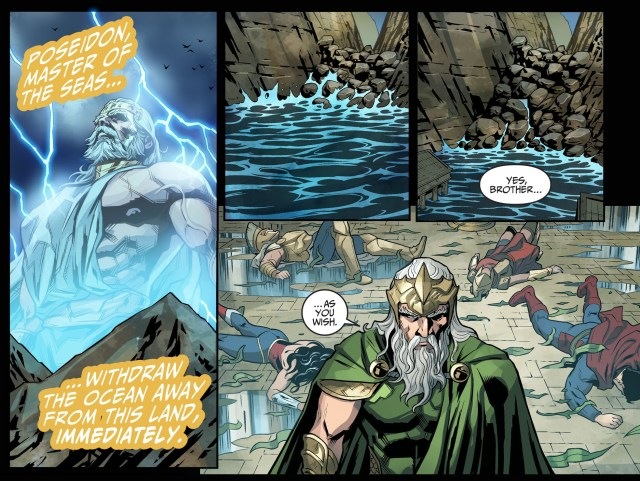 zeus reminds poseidon who's boss