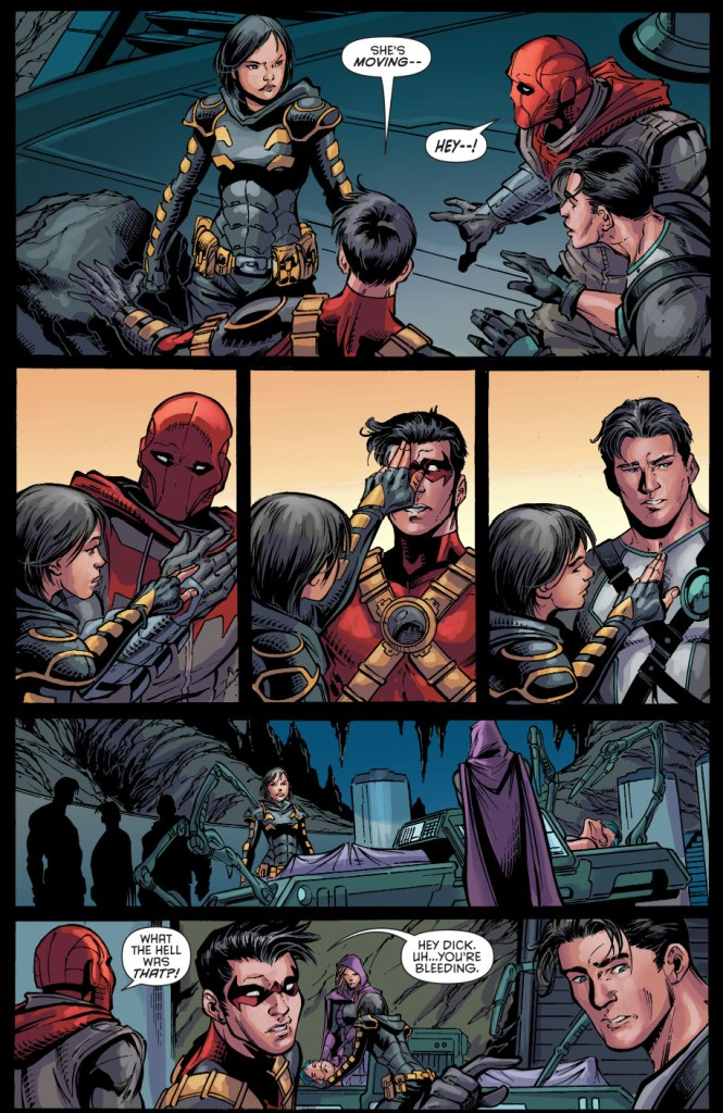 cassandra cain reads the robins accurately