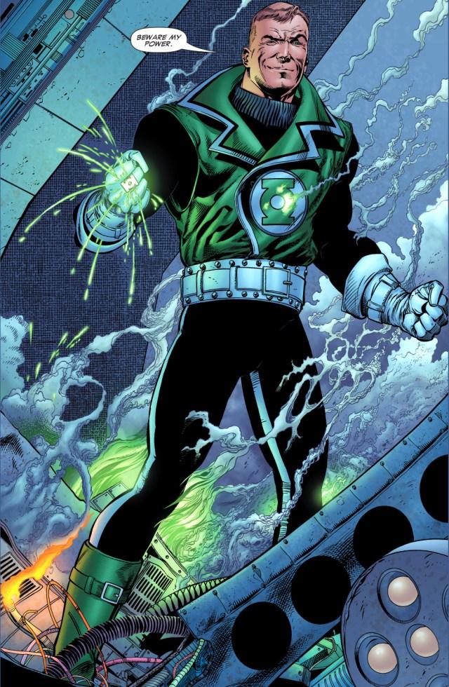 green lantern guy gardner (rebirth)