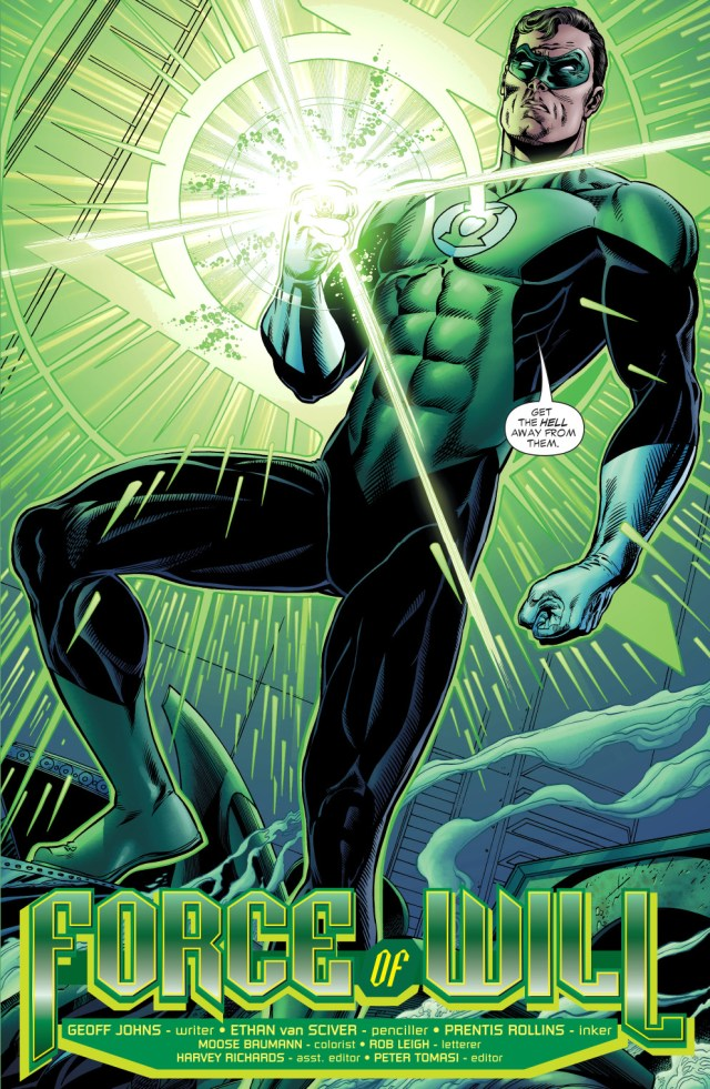 green lantern hal jordan (rebirth)