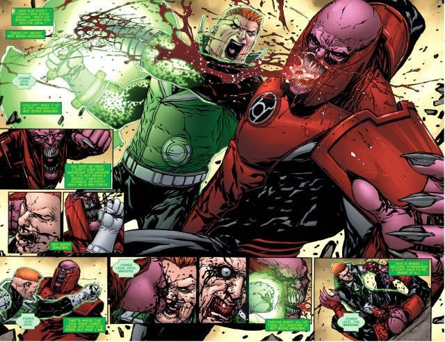 guy gardner vs atrocitus