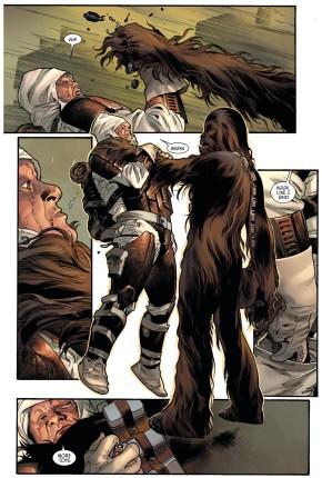 chewbacca vs dengar